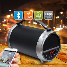 Bluetooth Колонка Ginzzu GM-886B